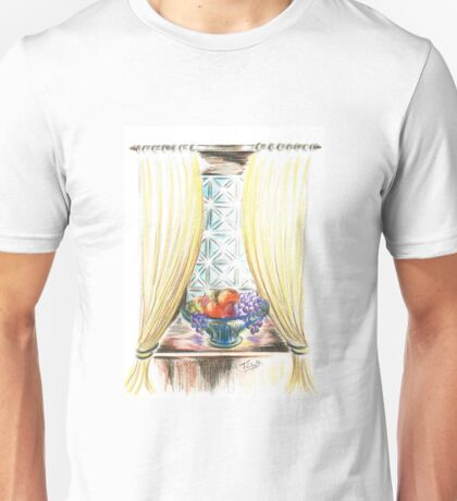 Window of fruit Unisex T-Shirt