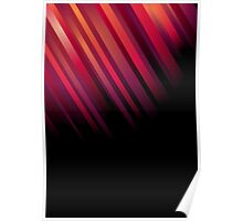 Just a Touch; Abstract Digital Vector Art Poster
