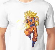 Goku Super Saiyan n°3 Unisex T-Shirt