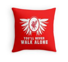 Liverpool FC - Ynwa Throw Pillow