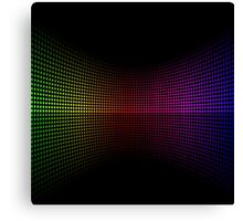 Technobabble; Abstract Digital Vector Art Canvas Print