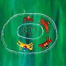 Horse Race by Julie Nicholls