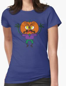 Frightening Halloween Scarecrow Emoticon T-Shirt