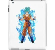 Goku Super Saiyan Blue iPad Case/Skin