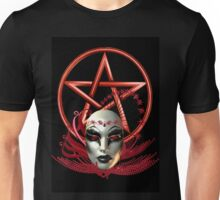 Mask of the Vampire Unisex T-Shirt