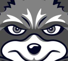 Star Raccoon (sticker) Sticker