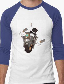 The Gentleman Caller Men's Baseball ¾ T-Shirt