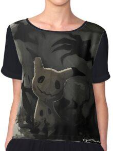 Mimikyu Pokemon Chiffon Top