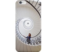 A day out in Greenwich - Tulip Stairs iPhone Case/Skin
