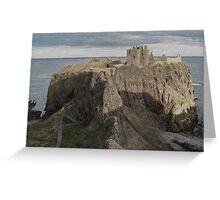The steep and winding path Greeting Card