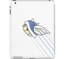 Blue Shell iPad Case/Skin