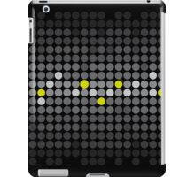 These are Dots; Abstract Digital Vector Art iPad Case/Skin