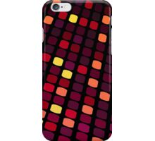 Falling  UP!; Abstract Digital Vector Art iPhone Case/Skin