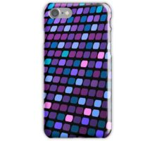 Digitally Phusia; Abstract Digital Vector Art iPhone Case/Skin
