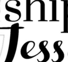 Jessa Sticker