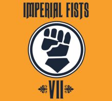 Imperial Fists - Warhammer by Groatsworth
