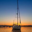 Southerly Sunset by manateevoyager