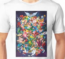Playing with Power! Unisex T-Shirt