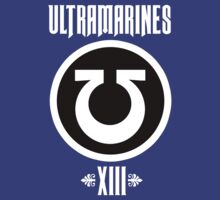 Ultramarines XIII - Warhammer by Groatsworth