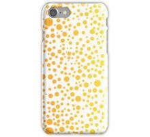 Abstract Water Drops art iPhone Case/Skin