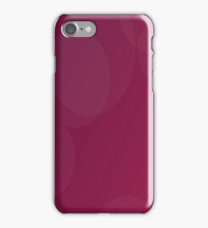 Bloody Mary; Abstract Digital Vector Art iPhone Case/Skin