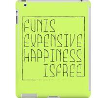 Fun is iPad Case/Skin