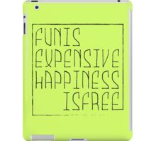 Fun is iPad Case/Skin