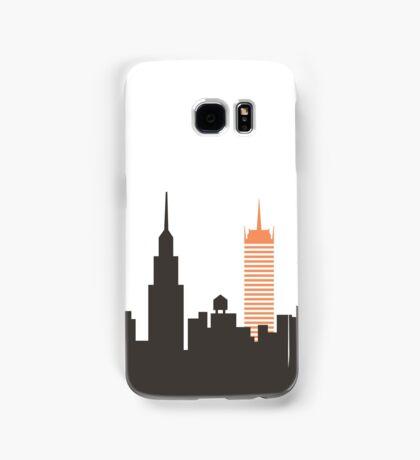 Skyline - Live the city Samsung Galaxy Case/Skin