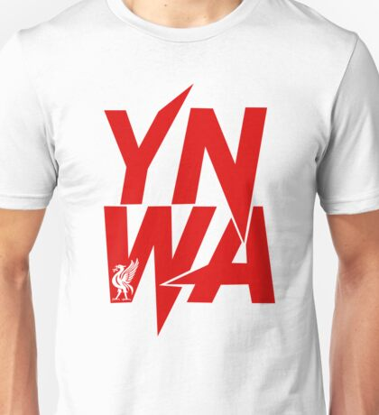 Ynwa - Livepool Unisex T-Shirt