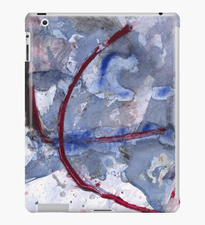 Oil and Water #116 iPad Case/Skin