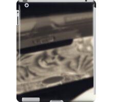 Demon Chaser iPad Case/Skin
