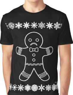 Gingerbread Man shurtz Graphic T-Shirt