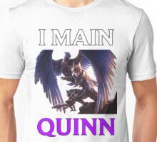 I main Quinn - League of Legends Unisex T-Shirt