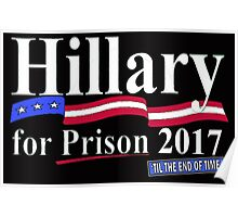 Hillary til the end of time 2017 Poster