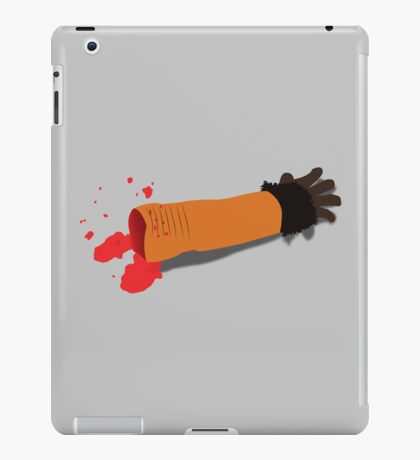 Yeti Arm iPad Case/Skin