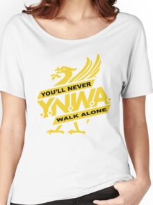 Ynwa - Livepool Women's Relaxed Fit T-Shirt