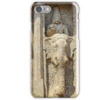 Stone sculpture iPhone Case/Skin