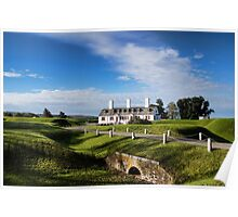 Fort Anne, Annapolis Royal, NS Poster