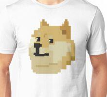 Pixel Doge Unisex T-Shirt