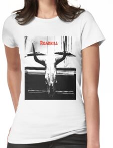 Roadkill Sinister Skull T-Shirts & Hoodies Unisex Womens Fitted T-Shirt