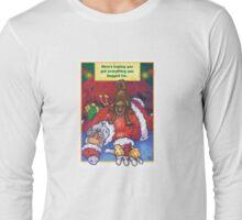 Christmas Wish Long Sleeve T-Shirt