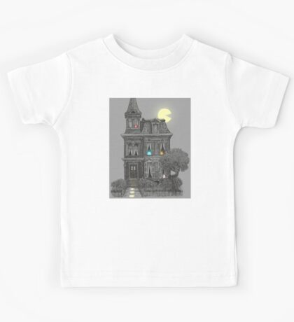 Haunted by the 80's  Kids Tee