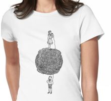 Entwine Womens Fitted T-Shirt