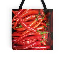 Red Chilli Tote Bag