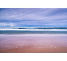 Broadbeach at Dusk Photographic Print