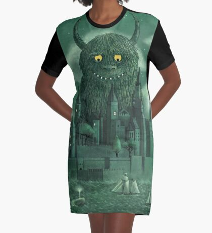 Age of The Giants  Graphic T-Shirt Dress