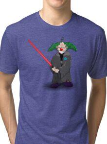 darth clown Tri-blend T-Shirt