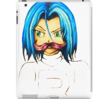 James Team Rocket iPad Case/Skin