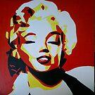 Marilyn Monroe by Michael Birchmore