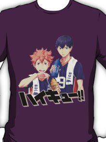 Anime: Haikyuu!! T-Shirt